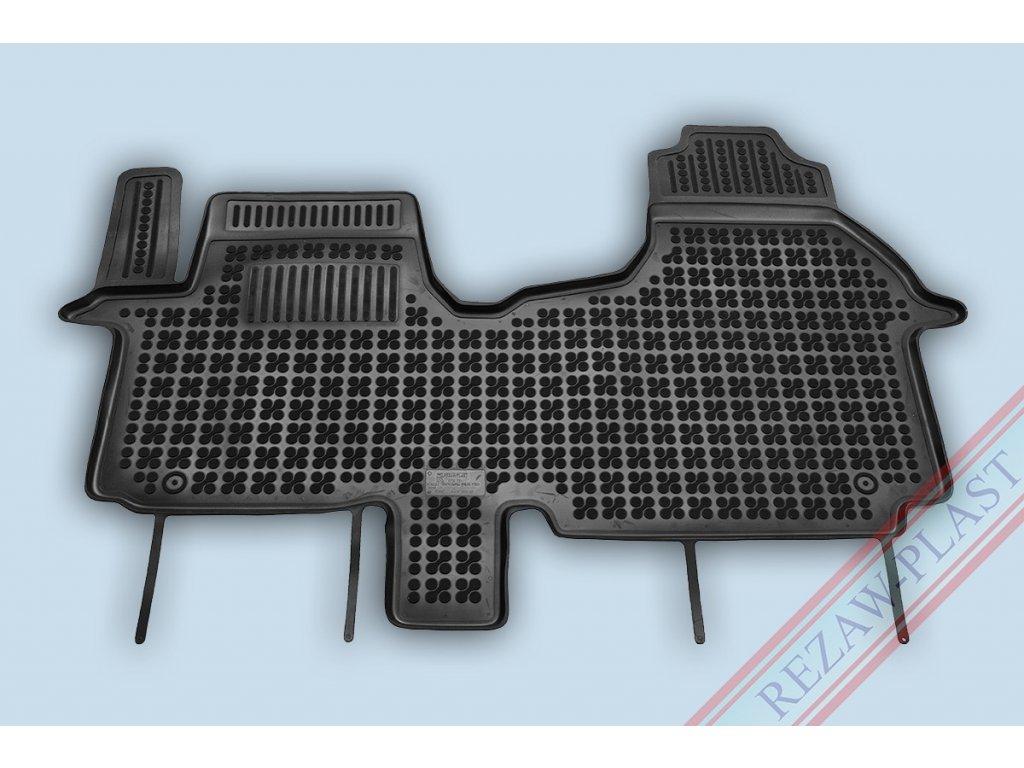 Gumové koberce Opel VIVARO II 2014- se zvýšeným okrajem
