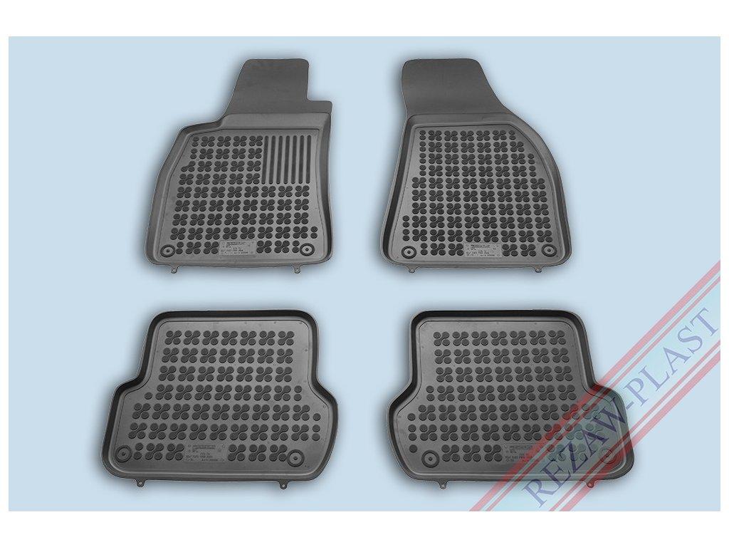 Gumové koberce Seat EXEO 2008- se zvýšeným okrajem