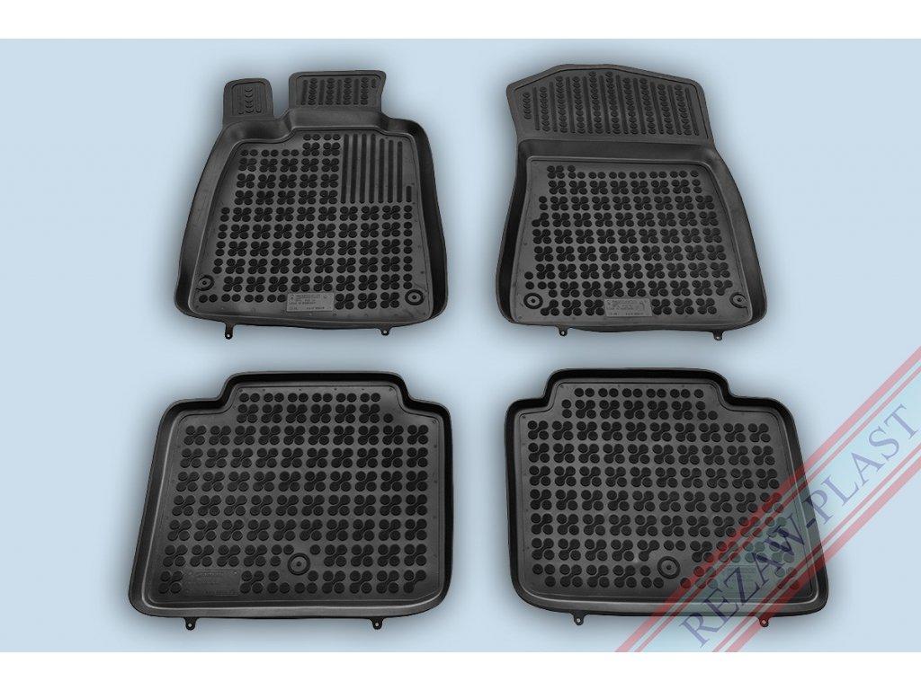 Gumové koberce Lexus GS 250, III S19, 300, 350, 430, 460, 450h 2005-2011