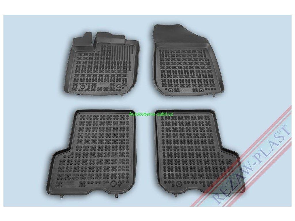 Gumové koberce Dacia LOGAN MCV 2013- se zvýšeným okrajem