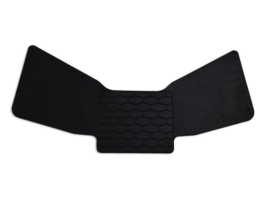 Gumový koberec zadní střední VW GOLF VII (2012-)