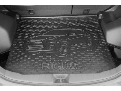 Gumová vana do kufru Mitsubishi ASX 2010-