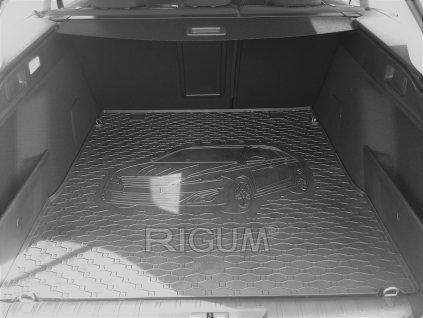 Gumová vana do kufru Peugeot 308 SW 2014-