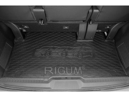 Gumová vana do kufru Peugeot TRAVELLER L2 2016-