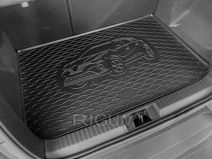 Gumová vana do kufru Renault CAPTUR 2020-