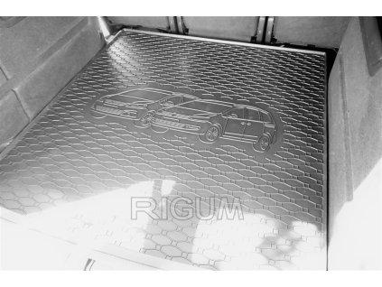 Gumová vana do kufru VW SHARAN 2010-