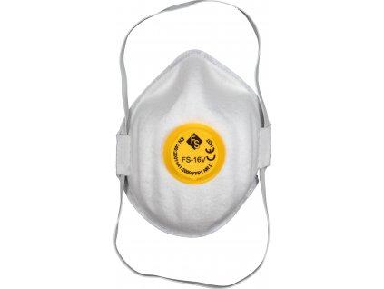 89967 respirator s ventilem cdc3v 5ks ffp1