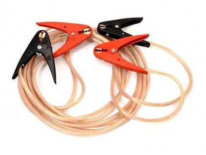 59519 3 kabely startovaci 600 a 4m 100 med zipper bag