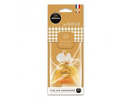 109121 osvezovac aroma car prestige bag gold