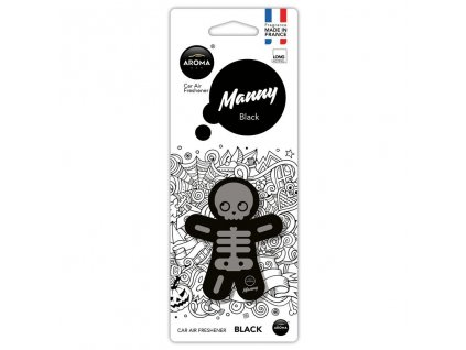 104394 osvezovac manny black
