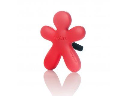 77258 6 osvezovac niki pepper mint cervena