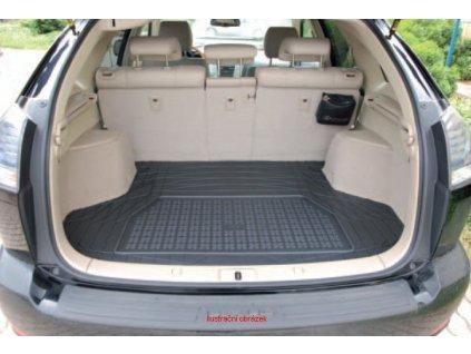 Gumový koberec do kufru Mercedes B class