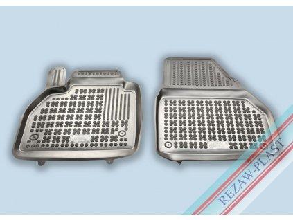 Gumové koberce Mercedes CITAN 2012- se zvýšeným okrajem