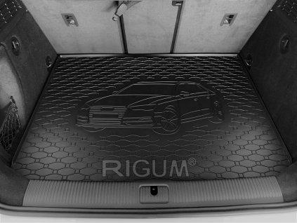 Gumová vana do kufru Audi A3 Sportback 2013-