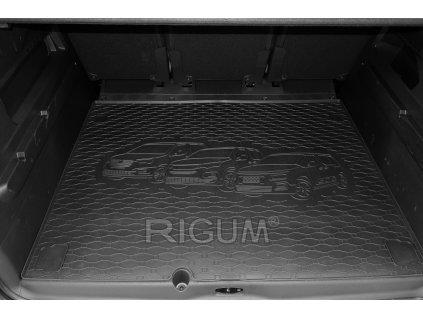 Gumová vana do kufru Peugeot RIFTER L1 2019-