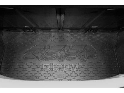 Gumová vana do kufru Peugeot 108 2014-