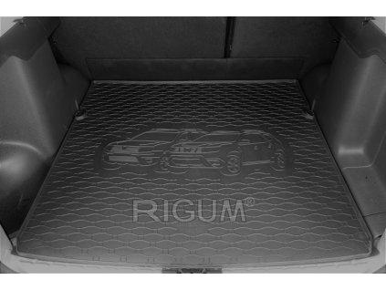 Gumová vana do kufru Dacia DUSTER 4x4 2018-