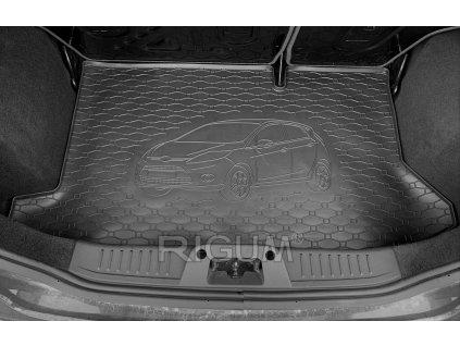 Gumová vana do kufru Ford FIESTA HB 2008-