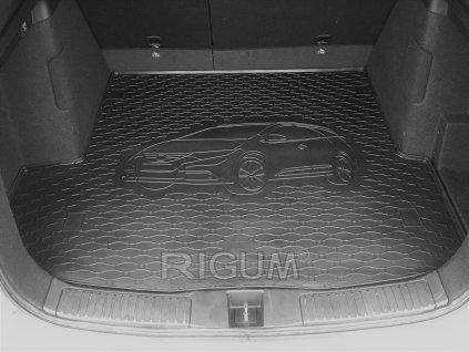 Gumová vana do kufru Honda CIVIC TOURER 2012-
