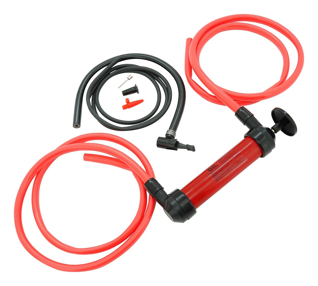 Compass Multifunkční pumpa (voda, vzduch, PHM)