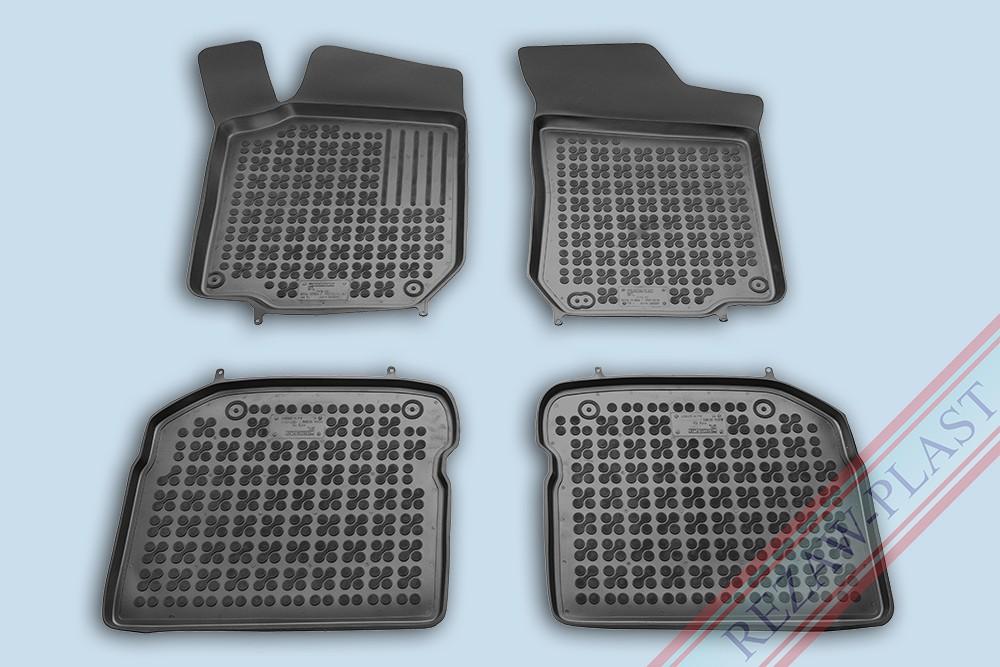 Rezaw Plast Gumové koberce VW GOLF IV 1997-2006 se zvýšeným okrajem