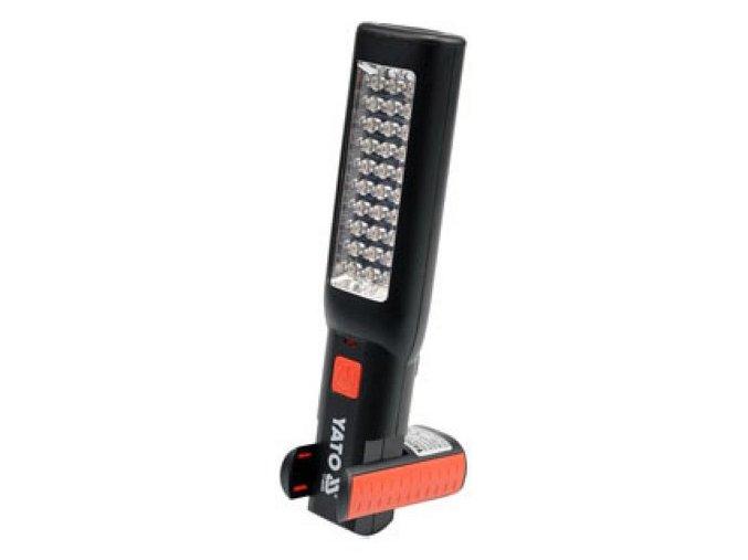 Lampa montážní 30/7 LED, bezpřívodová, 3,6V Ni-MH YT-08505
