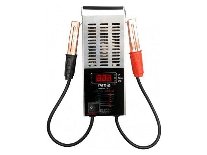 Zátěžový digitální tester autobaterie - YT-8311