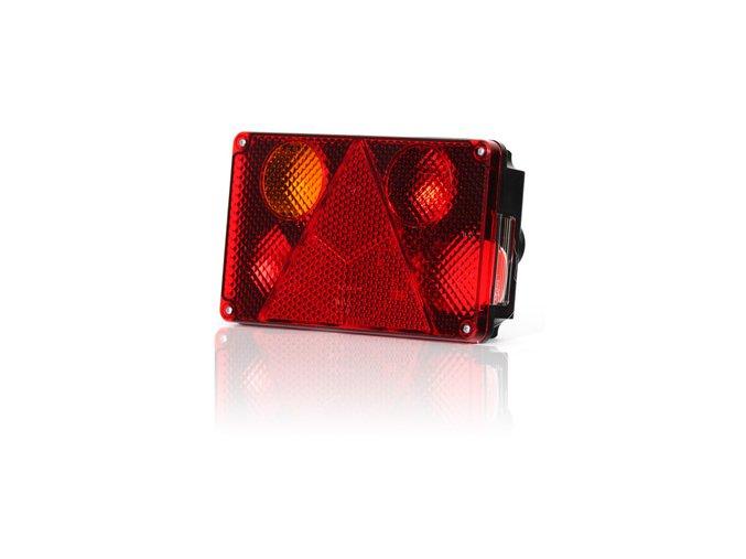 Světlo konc.sdruž./vozík/ Levé  W21L/114