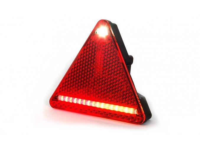 Konc.světlo trojúhelník P