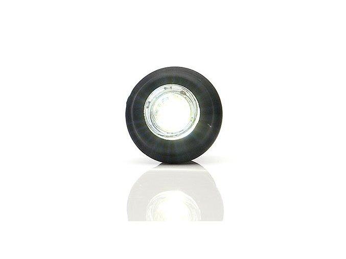 Obrysové světlo bílé LED do otvoru W80/668