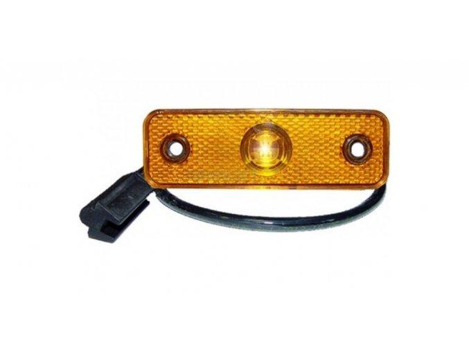 LED boční vymezovací světlo 24V, 40015601