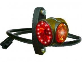 LED obrysové světlo SUPERPOINT III 40013304 12V / 24V - 1 Watt
