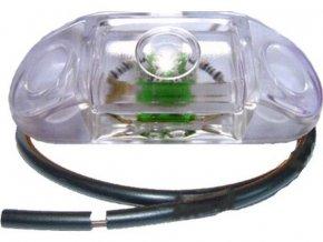 Led obrysové světlo PRO-CAN bílé 40017203 12V