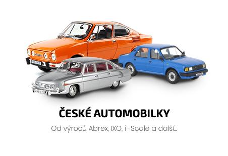 České automobilky