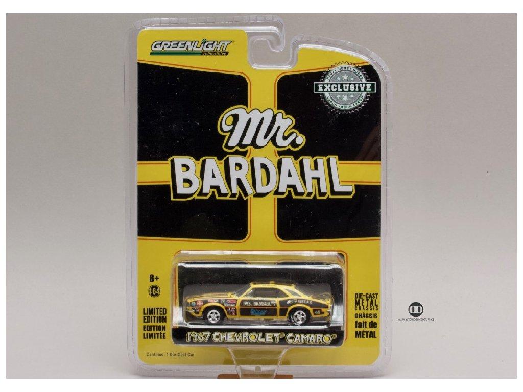 Chevrolet Camaro 427 1967 Mr.Bardahl 1 64 Greenlight 29987 01