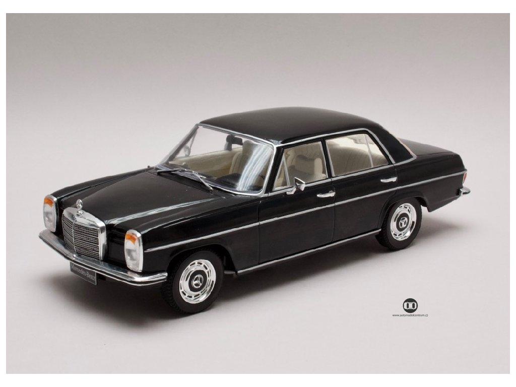 Mercedes 220 D W115 černá 1 18 MCG MCG18117 01