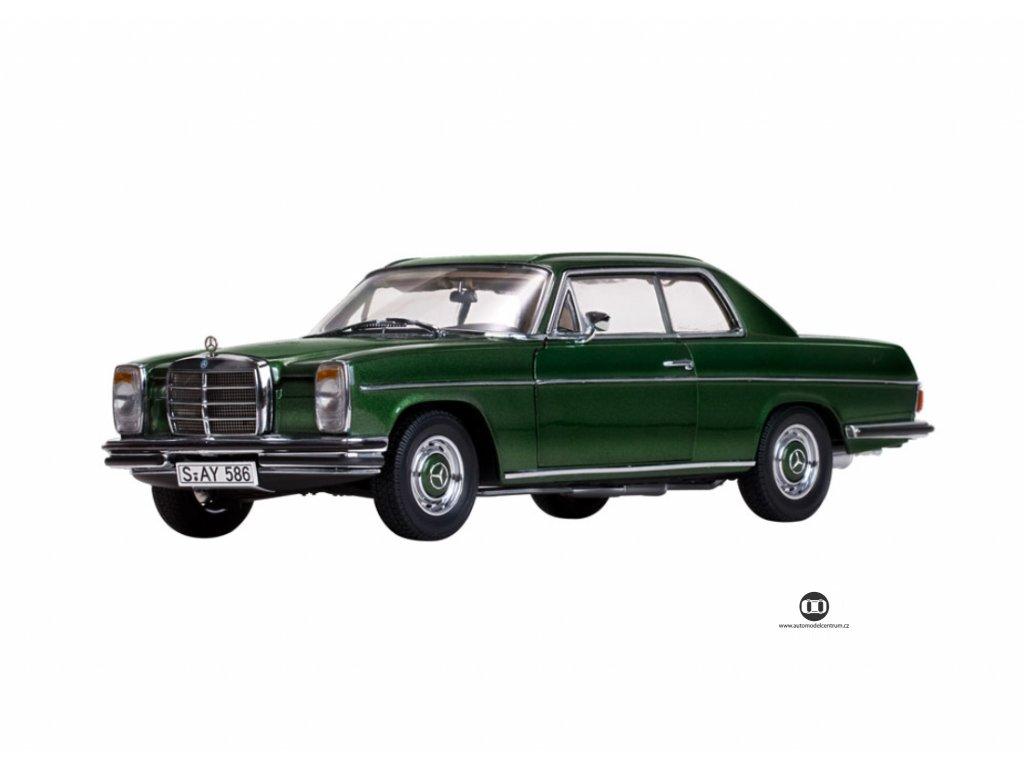 Mercedes Benz Strich 8 280c Coupe zelená 1 18 Sun Star Platinum 4586 01