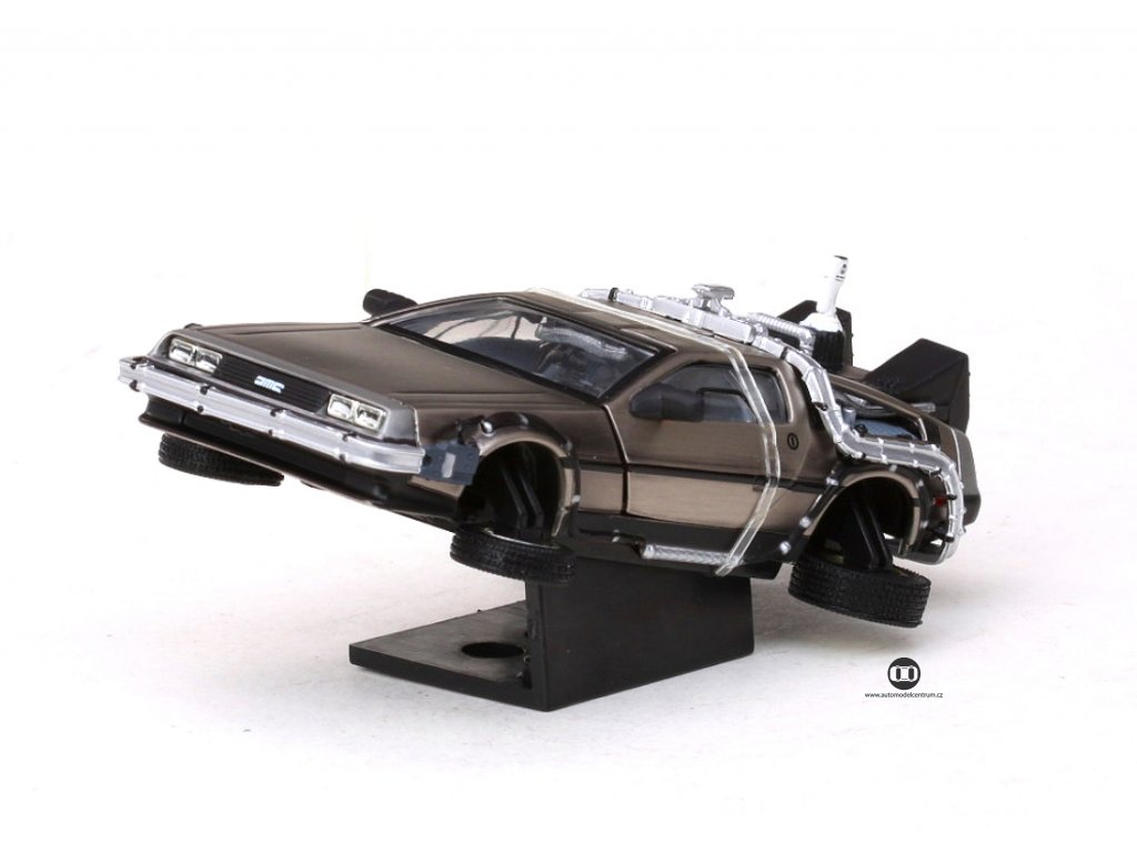 DeLorean DMC 12 Back To The Future II létající verze 1 43 Vitesse 24015 01