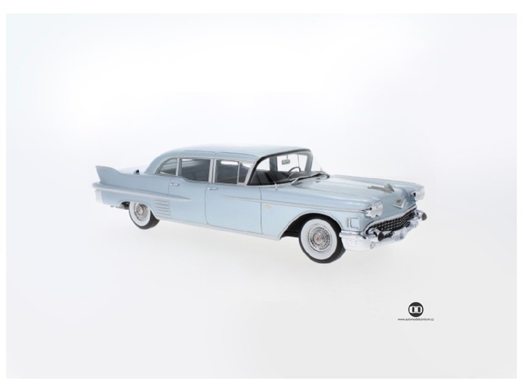 Cadillac Fleetwood 75 Limousine 1958 BoS