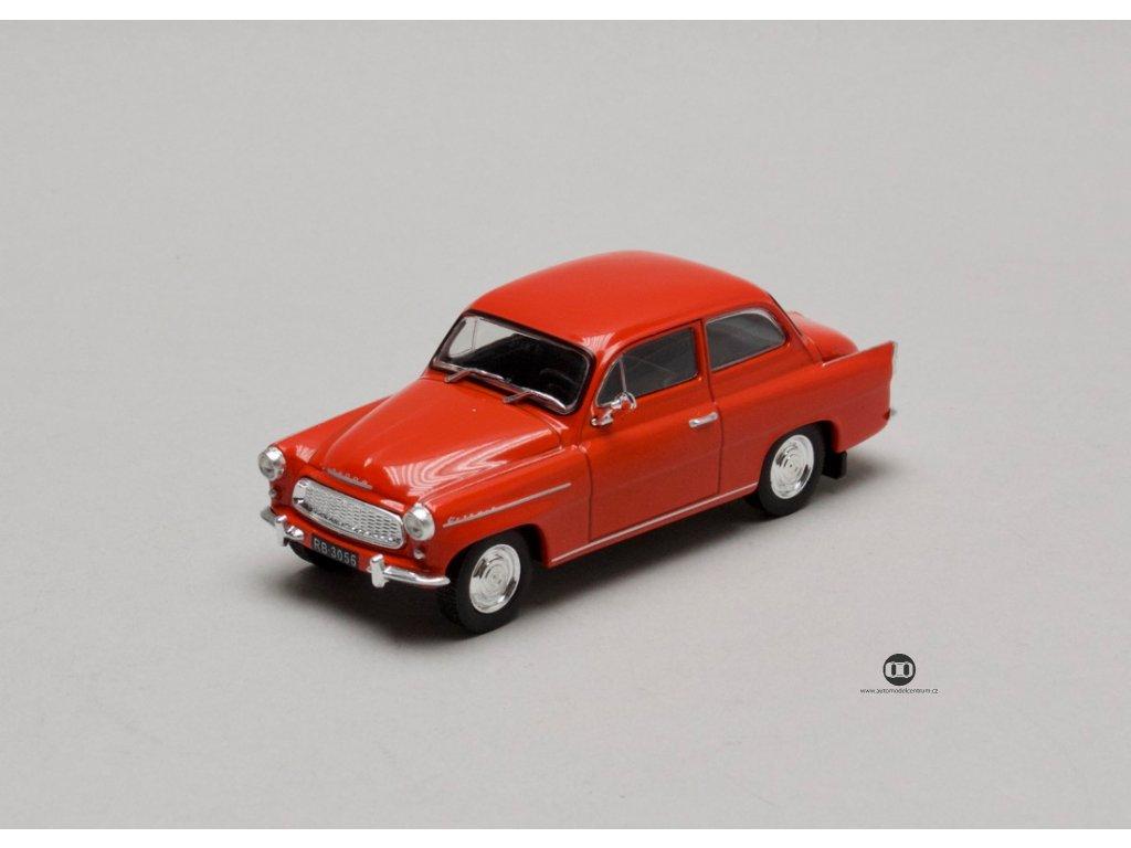 Škoda Octavia 1959 - 1964 červená 1:43 Car Selection