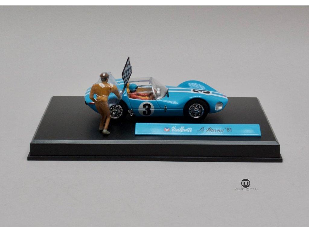 "Le Mans 1961 #3 ""Michel Vaillant series"" 1:43 Altaya"