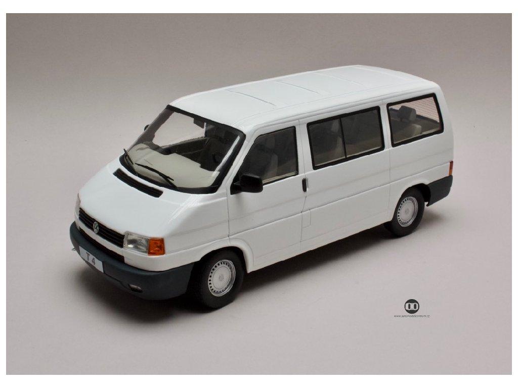 VW T4 Caravelle 1992 bílá 1 18 KK scale KKDC180262 01