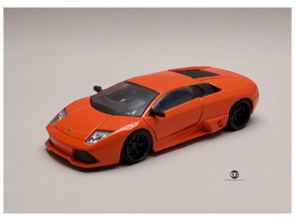 Lamborghini Murcialago LP640 Roman¨s Rychle a zb. (Fast & Furious) 1 24 Jada Toys 30765 01