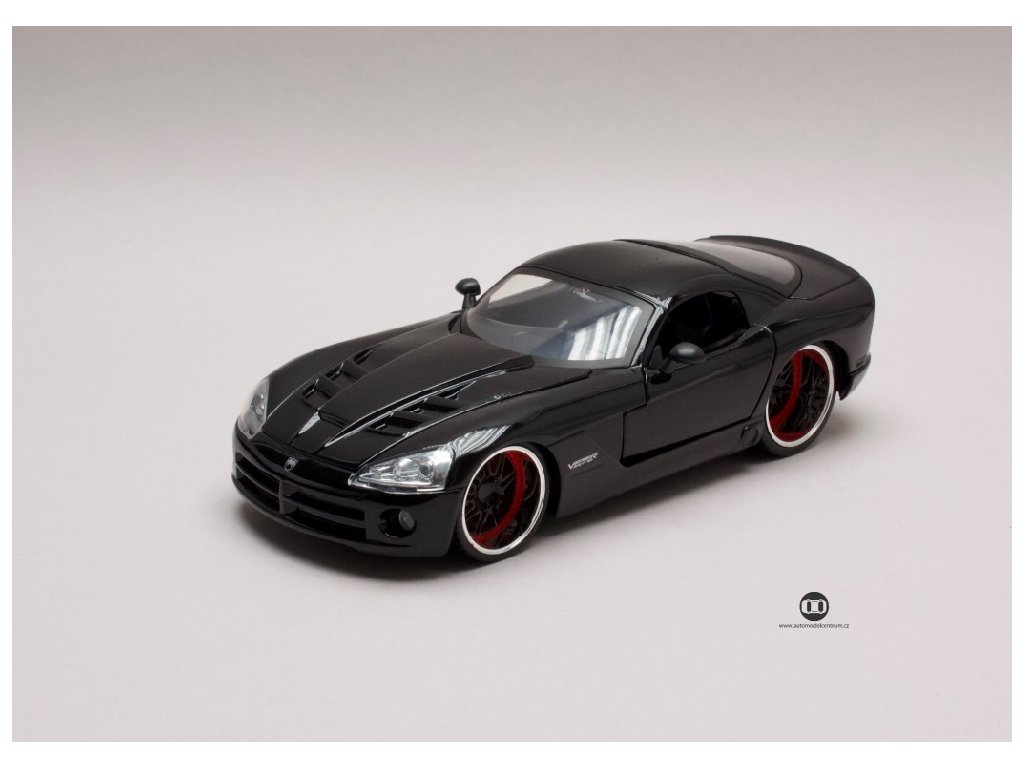 Dodge Viper SRT 10 Letty¨s Rychle a zb. (Fast & Furious) 1 24 Jada Toys 30731 01