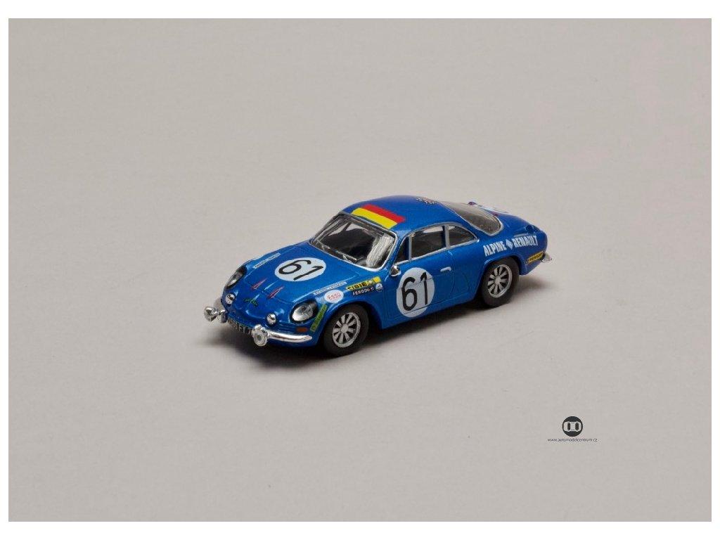 Renault Alpine A110 #61 24h Le Mans 1968 1 43 Atlas 2235002 01