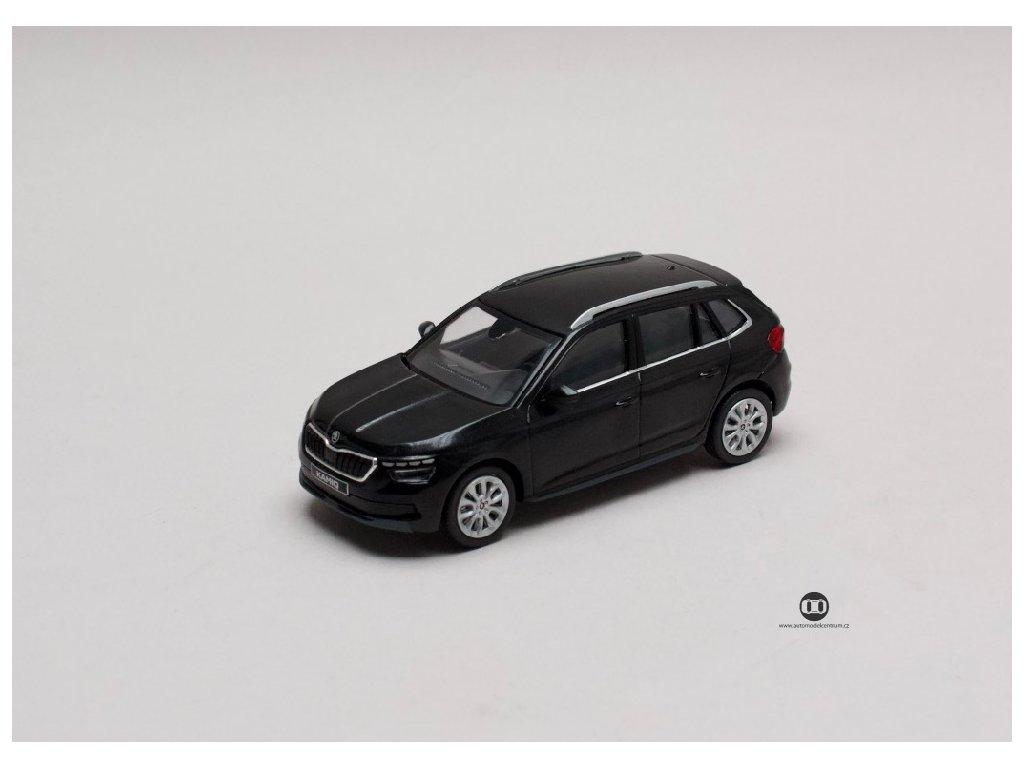 Škoda Kamiq černá Magic 1 43 i scale 658099300F9R 01