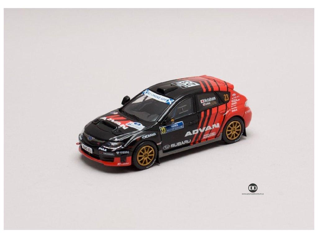 Subaru Impreza R4 #23 Rally of Scotland 2011 1 43 IXO 01