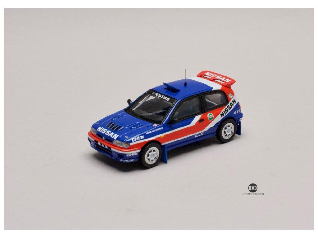 Nissan Pulsar GTI R 1991 Test Version 1 43 Norev Resin 01