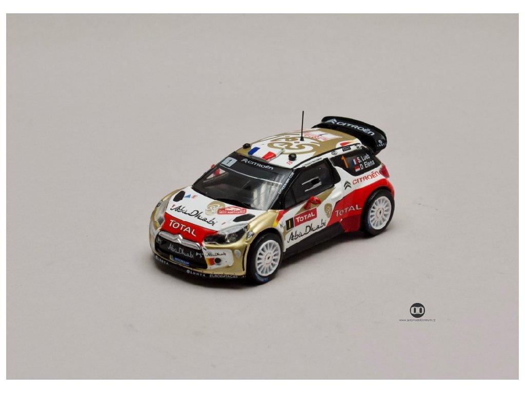 Citroen DS3 WRC #1 Rally Monte Carlo 2013 1 43 Champion 01