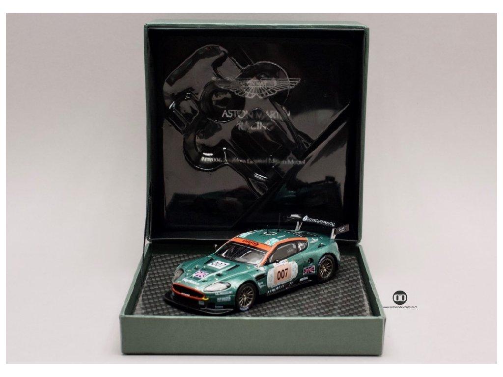 Aston Martin DBR9 Le Mans 2006 #007 British Racing 1 43 IXO AO1MC1 01